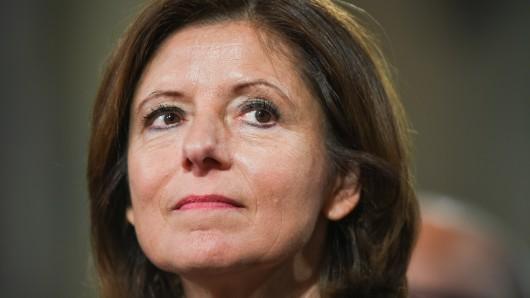 Die rheinland-pfälzische Ministerpräsidentin Malu Dreyer (SPD)