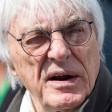 Formel-1-Chef Bernie Ecclestone.