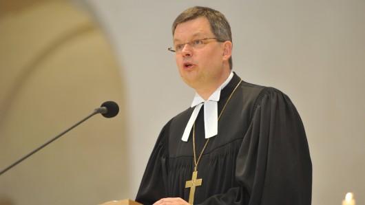 Der evangelische Landesbischof Christoph Meyns