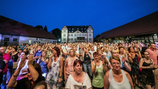 Tausende Besucher erwartet die Stadtverwaltung am Schloss Salder.