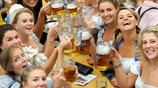 Das Münchener Oktoberfest: Eigentlich ein Ort zu Feiern. Für die Angeklagte wurde er allerdings zum Alptraum