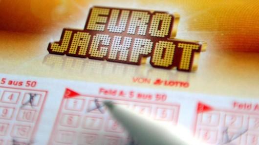 Richtig getippt: Ein verheirateter Angestellter aus Hessen hat den Eurojackpot geknackt (Symbolbild)