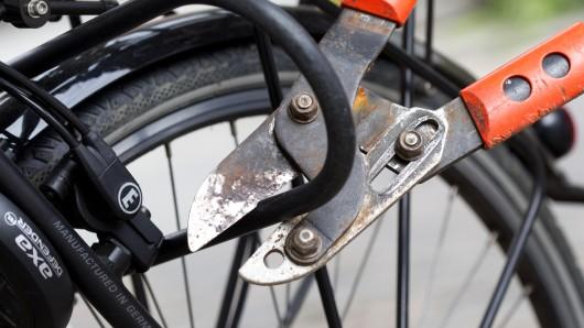 Weniger Fahrräder in Niedersachsen und Bremen gestohlen