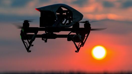 440 Menschen haben einen Drohnen-Führerschein gemacht. (Symbolbild)