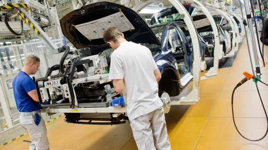 So manch ein VW-Mitarbeiter in Wolfsburg hat im Februar gleich drei lange Wochenenden (Archivbild).