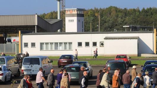 Jährlich besuchen rund 150.000 Besucher die Gedenkstätte Deutsche Teilung (Archivbild).