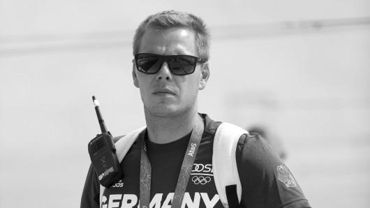 Kanu-Bundestrainer Stefan Henze.