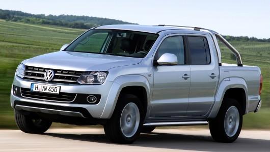 Machen VW Nutzfahrzeuge und Ford bald gemeinsame Sache? (Symbolbild)