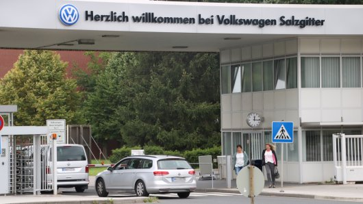 Der mutmaßliche Neonazi hatte bei VW in Salzgitter gearbeitet.