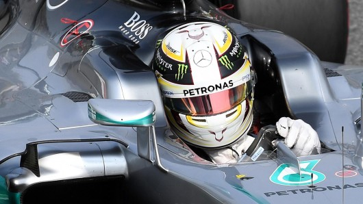 Weltmeister Lewis Hamilton hat im freien Training vor dem Großen Preis von Italien die schnellste Zeit herausgefahren.