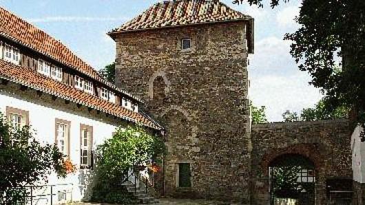 In und um die Burg Neuhaus findet der 29. Herbstmarkt der Handwerker statt (Archivbild).