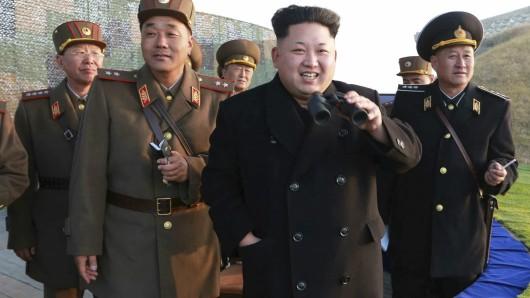 Hat das Militär von Nordkoreas Diktator Kim Jong-un den nächsten Atomwaffentest unternommen? Südkorea und Japan gehen davon aus.
