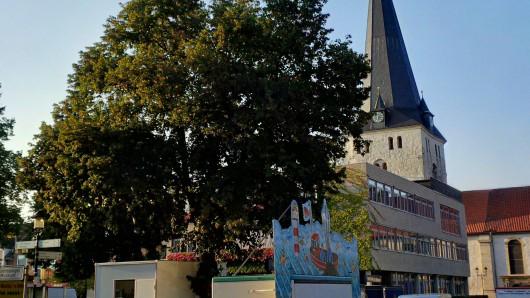 Der Marktplatz in Schöppenstedt soll jetzt 2019 umgebaut werden (Archivbild).