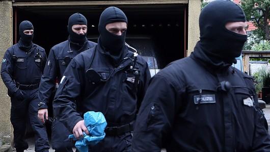 Polizeiaktion der Eliteeinheit GSG 9 gegen potentielle islamistische Gefährder in Schleswig-Holstein (Archivbild).