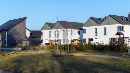 Diese Grünfläche im Wohngebiet Roselies-Süd am Lindenberg wurde zum Garten der Erinnerung umgestaltet.