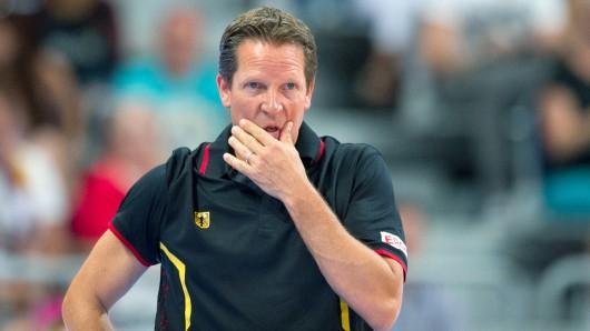 Frank Menz, Löwen-Sportdirektor und -Trainer