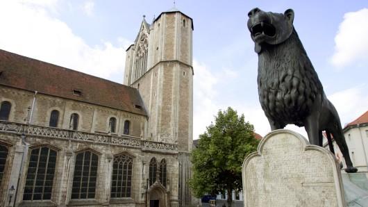 Am 8. Oktober kommen die Pilgerer nach Braunschweig (Archivbild).