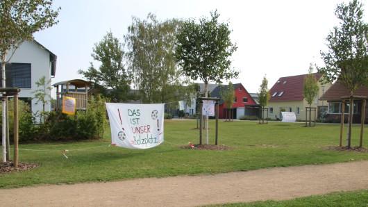 Kein leichtes Vorhaben: Anwohner protestierten heftig gegen den Garten - jetzt wird er umgesetzt. (Archivbild)