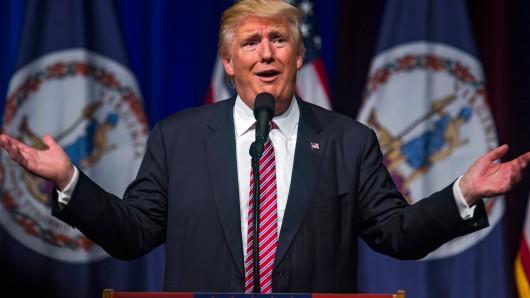 Donald Trump: Seit Auftauchen des Vulgär-Videos gehen immer mehr Republikaner auf Distanz zu ihrem Präsidentschaftskandidaten.