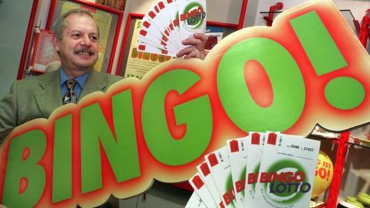 Welche Bingo-Lose haben gewonnen?