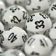 Die Lotto-Kugeln.