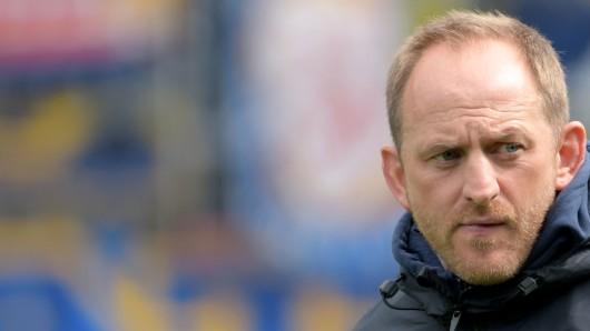 Eintracht-Trainer Torsten Lieberknecht. (Archivbild)