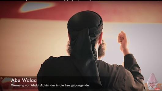 Ahmed Abdelasis A. (32), alias Abu Walaa