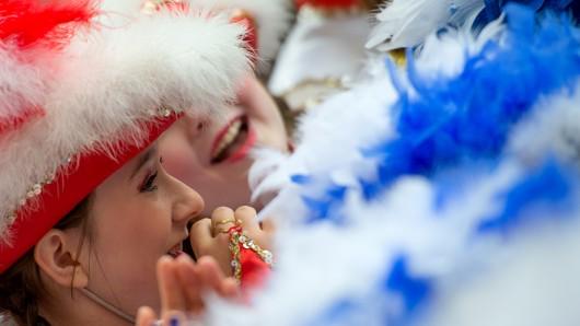 Der Karneval in der Lindenhalle fällt aus. (Symbolbild)