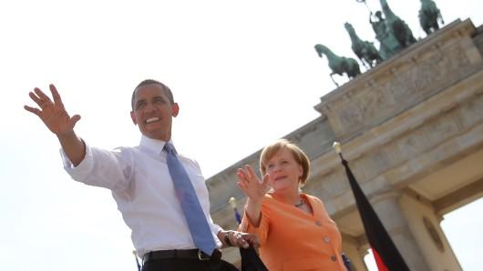 Der scheidende US-Präsident Barack Obama.