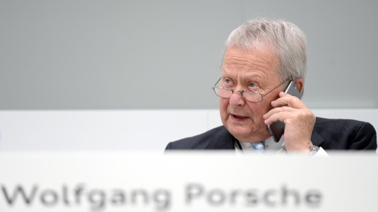 VW-Aufsichtsrat Wolfgang Porsche