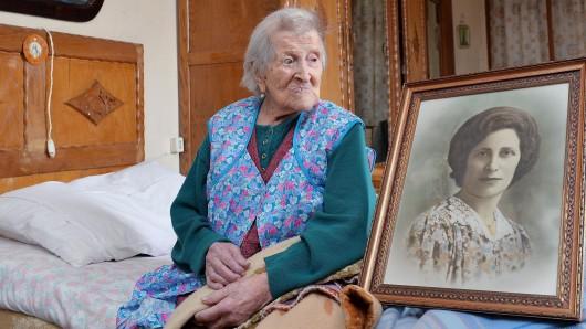 Emma Morano, ältester Mensch der Welt wird 117 (Archivbild).