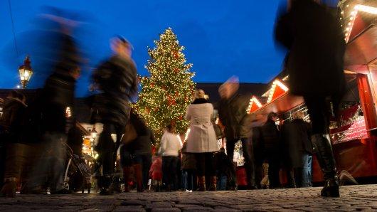 Der Weihnachtsmarkt in Helmstedt ist dieses Jahr ein wenig anders als sonst. (Symbolbild)