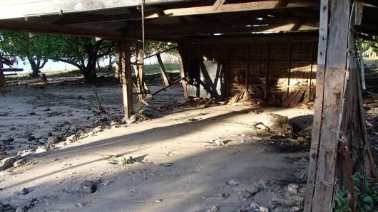 Schon mehrfach sind die Salomonen-Inseln von schweren Erdbeben heimgesucht worden - hier ein Foto aus dem Jahr 2013.