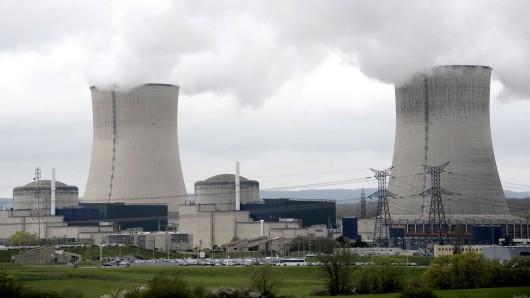 Der französische Atommeiler Cattenom: Schon wieder gab's einen Störfall.