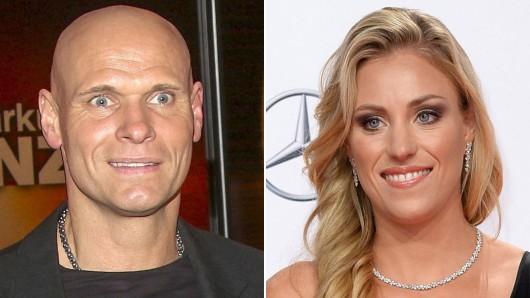 Nach dem Hackfressen-Vergleich hat sich Ex-Fußballer Thorsten Legat bei Tennis-Star Angelique Kerber entschuldigt.