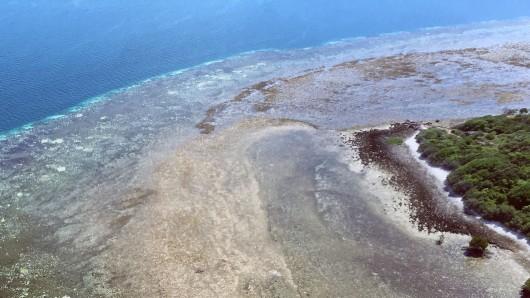 Ein schweres Erdbeben hat Papua-Neuguinea im Südpazifik erschüttert.
