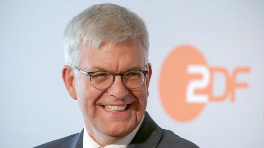 Der Intendant des Zweiten Deutschen Fernsehens (ZDF), Thomas Bellut.