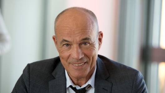 Der Schauspieler Heiner Lauterbach