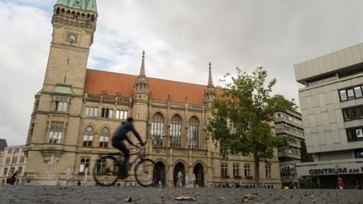 Die Oberbürgermeister aus Niedersachsen treffen sich heute in Braunschweig (Archivbild).