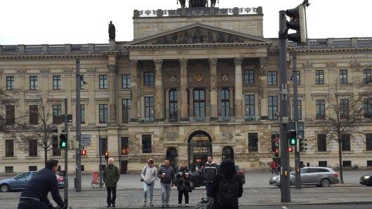 Die Schloss-Arkaden von außen (Archivbild).