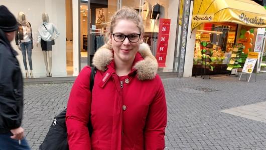 Lina Oberbeck (23) hat sich ebenfalls Vorsätze gemacht. Ich möchte mehr Sport machen und mehr für die Uni lernen, schließlich mache ich dieses Jahr meinen Master.