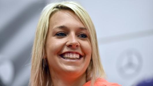 Lena Goeßling bleibt dem VfL Wolfsburg erhalten (Archivbild)