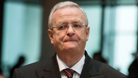 Ex-VW-Chef Martin Winterkorn ist unter anderem wegen schweren Betrugs angeklagt (Archivbild).