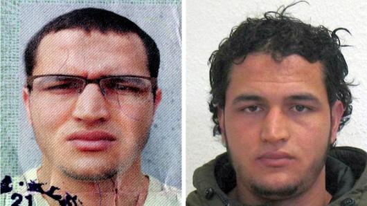 Der Attentäter Anis Amri war mit mehreren Identitäten unterwegs.