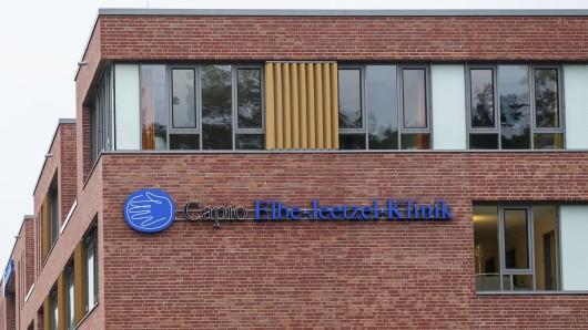 Die Capio Elbe-Jeetzel-Klinik (EJK) in Dannenberg.