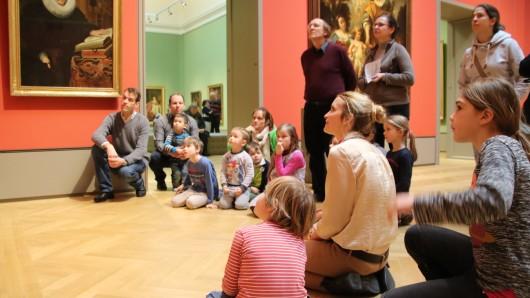 Am 13. Mai war internationaler Museumstag (Archivbild).