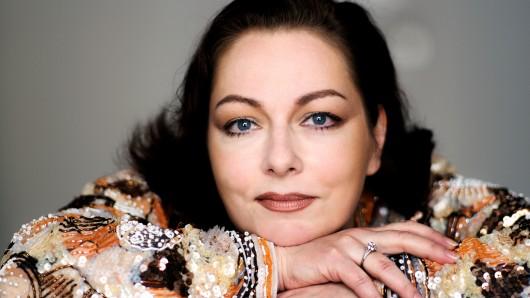 Im Bett statt auf dem Siegertreppchen: Opernsängerin Dorothea Röschmann verschläft ihren Grammy.
