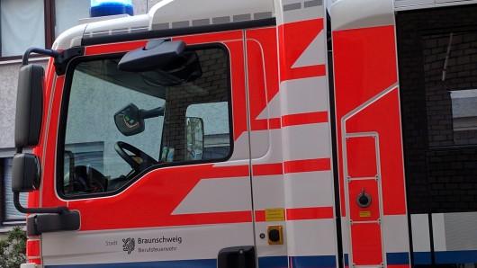Die Feuerwehr Braunschweig im Einsatz (Symbolbild).