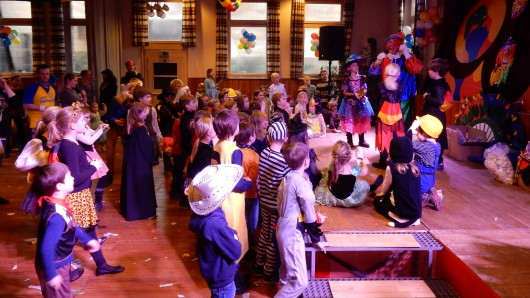 Der traditionelle Kinderkarneval in Watenbüttel.