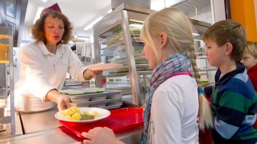 Schulessen: Schmecken soll es, gesund sein und nicht zu teuer (Symbolbild).